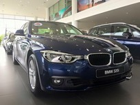 BMW 3 Series 320i 2017, màu xanh, nhập khẩu chính hãng