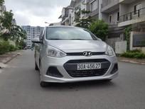 Bán ô tô Hyundai Grand i10 đời 2014, màu bạc, nhập khẩu nguyên chiếc, số tự động, 308tr