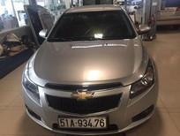 Bán xe Chevrolet Cruze LS 2014, màu bạc