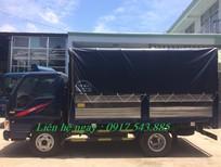 Xe tải JAC 2.4 tấn hạ tải thành phố giá rẻ bất ngờ