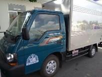 Thaco Tải : Xe K190 1 tấn 9 vào thành phố trả góp, xe tải KIA Frontier 1 tấn 25 trả góp thành phố, Long An