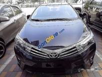 Bán xe Toyota Corolla Altis 1.8G AT đời 2017, màu đen giá cạnh tranh