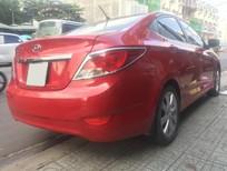 Cần bán xe Hyundai Accent blue 1.4-AT, 2014, màu đỏ, nhập khẩu chính hãng giá cạnh tranh