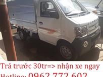 Xe tải Dongben 870kg - bán trả góp giá tốt tại miền Nam