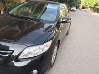 Cần bán xe Toyota Corolla altis 1.8AT 2008, màu đen