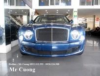 Bán Bentley Mulsanne speed 2016, nhập khẩu
