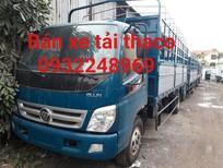 Bán xe tải thaco 5 tấn Thaco Ollin500 thùng mui bạt, giá rẻ và hỗ trợ trả góp tại Hải Phòng