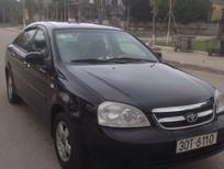 Cần bán xe Daewoo Lacetti EX 2009, màu đen