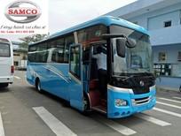 Bán xe Samco Isuzu bầu hơi 29/35 chỗ mới nhất 2017
