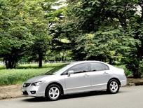 Bán Honda Civic 1.8AT đời 2012 màu bạc cực đẹp từng centimet