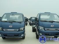Xe tải Daehan Tera 190 động cơ Hyundai, linh kiện Hàn Quốc