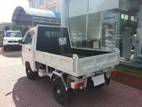 Đại lý bán xe tải tự đổ máy xăng Suzuki Truck ben 500kg