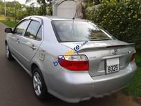 Nhà cần bán xe Toyota Vios G 2003, màu bạc