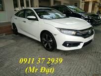 Bán Honda Civic model 2017 mới 100% tại Quảng Trị, hỗ trợ vay 80%, hotline Honda Quảng Bình - 0911.37.2939