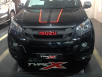 Cần bán Isuzu Dmax type 2.5L 4x2 AT 2017, màu đen, nhập khẩu giá cạnh tranh