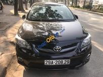 Cần bán xe Toyota Corolla altis 2.0 2011, màu đen số tự động, 620 triệu