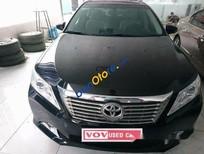 Chính chủ bán Toyota Camry 2.0E đời 2013, màu đen