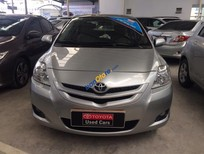 Cần bán lại xe Toyota Vios sản xuất năm 2010, màu bạc, 470tr