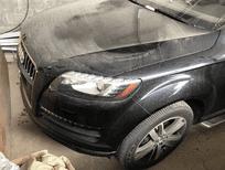 Cần bán xe Audi Q7 3.0 đời 2012, màu đen, nhập khẩu nguyên chiếc