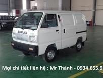 Bán xe tải Suzuki blind Van 2017 tại Đống Đa  Hà Nội  giá chỉ 293 triệu