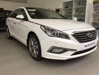 Cần bán Hyundai Sonata đời 2017, màu trắng, nhập khẩu