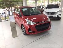 Cần bán xe Hyundai Grand i10 năm 2017, màu đỏ, nhập khẩu chính hãng, 450tr
