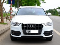 Bán Audi Q3 2.0 2012, màu trắng, nhập khẩu nguyên chiếc, Biển Hà Nội