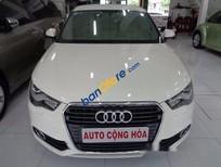 Cần bán Audi A1 2010, màu trắng số tự động, 695tr