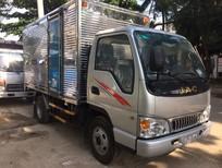 Xe tải JAC 2 tấn 4 thùng lọt lòng 3m7
