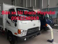 xe tải Hyundai 5 tấn giá rẻ, HD 500 tải trọng 5 tấn giá rẻ và hỗ trợ trả góp tại Hải Phòng
