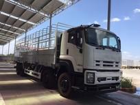Xe tải Isuzu 18 tấn 4 chân 2 cầu FV350 = Giá bán xe tải Isuzu 4 chân - 18 tấn FV350 2 cầu