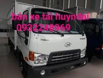 Bán xe tải Thaco 5 tấn, Thaco Hyundai 5 tấn giá rẻ và hỗ trợ trả góp tại Hải Phòng