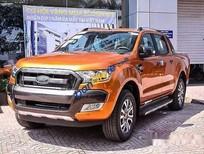 Cần bán Ford Ranger Wildtrak đời 2017, giá tốt