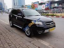 Cần bán xe Hyundai Santa Fe MLX sản xuất 2009, màu đen