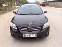 Bán ô tô Toyota Corolla Altis MT đời 2008, màu đen