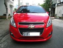 Cần bán lại xe Chevrolet Spark LTZ 2015, màu đỏ xe Đẹp