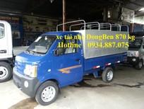 Bán xe tải nhỏ Dongben 870kg thùng dài 2.5m công nghệ GM Mỹ
