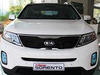 Bán xe Kia Sorento 2.4 GAT sản xuất 2018, màu trắng