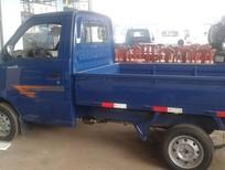 Xe tải Dongben 870kg thùng lửng màu xanh trả góp