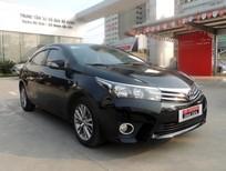 Xe Toyota Corolla altis 1.8AT 2014, màu đen, giá chỉ 670 triệu