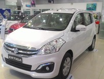Bán xe ô tô Suzuki Ertiga 7 chỗ mới 2017 nhập khẩu, tặng ngay 30 triệu, giao xe ngay, có trả góp