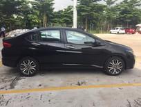 Bán Honda City CVT đời 2019, màu đen, khuyến mãi sốc 559tr tại Honda Biên Hoà