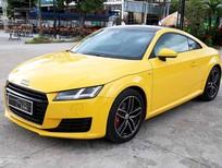 Cần bán gấp Audi TT 2016, màu vàng, nhập khẩu