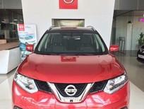 Bán xe Nissan X-Trail 2.0 STD LE 2017 màu đỏ-đen giá tốt nhất tại Quảng Bình