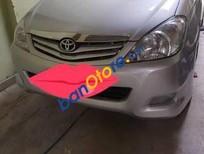 Bán Toyota Innova G sản xuất 2010, màu bạc