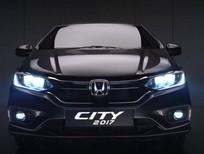 Honda City 2017 Tại Honda Vũng Tàu chi nhánh phân phối xe ô tô uỷ quyền Honda Biên Hoà