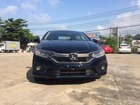 Bán Honda City 1.5 CVT 2018, màu xanh lam