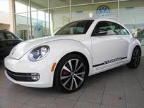 Volkswagen Beetle Dune 2017 màu trắng - Xe thể thao thời trang năng động - Nhập khẩu nguyên chiếc