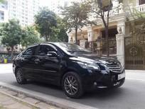 Cần bán gấp Toyota Vios E 2012, màu đen