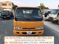 Giá xe tải KIA K165s 2.4 tấn, xe tảI Thaco Kia 2T4